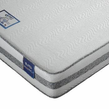 Vogue Blu Cool Memory Foam 600 Mattress Continental Double