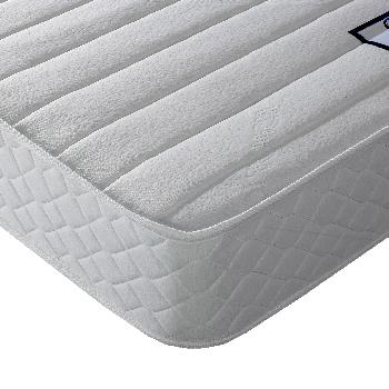 Vogue Memory Foam 200 Roll Up Mattress Continental Double