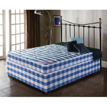 Vogue Milan Sprung Mattress - Single