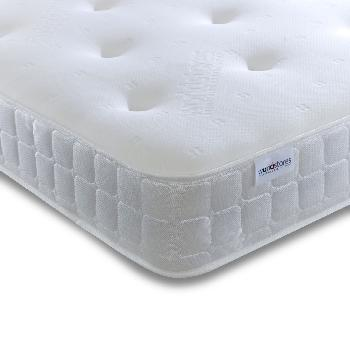 Worldstores Memory Coil Mattress - Super Kingsize